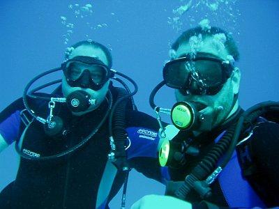 Potápění v Hurghadě