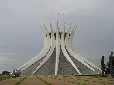 Brasilia - architektura