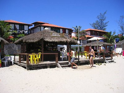 Búzios - pláž