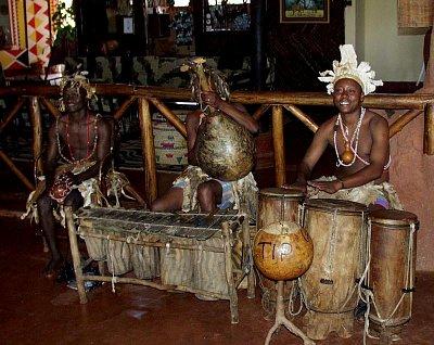 Tradiční hudba