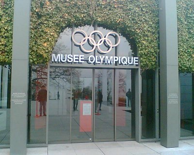Olympijské muzeum (nahrál: Marcel)