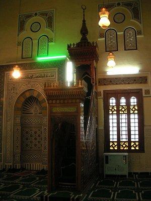 Vevnitř v mešitě (nahrál: admin)