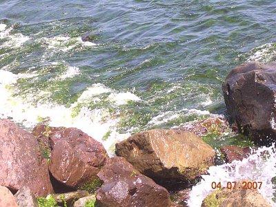 Černé moře - Skaliska (nahrál: Mira)