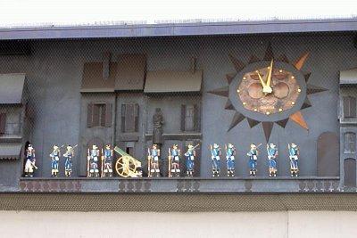 Lausanne - (Orloj) - Místní Orloj (nahrál: Máca)