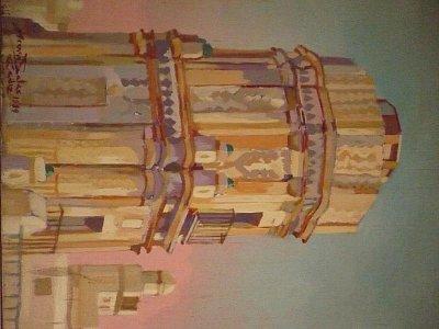 Kostel s osmi stěnami (nahrál: Katka)
