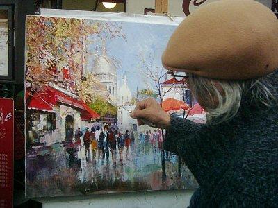 pouliční malíři 2 (nahrál: Markéta )