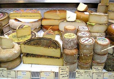 nabídka sýrů (nahrál: admin)