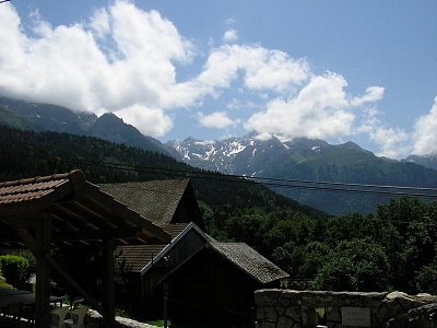výhled na Alpy (nahrál: admin)