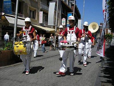 Letní pouliční koncerty (nahrál: admin)