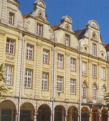 Zachovalé fasády Starého města (nahrál: admin)