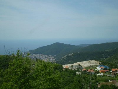 Budva, panorama (nahrál: admin)