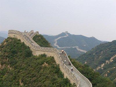Badaling - Velká čínská zeď 1 (nahrál: admin)