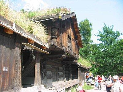 Oslo: Skanzen (nahrál: admin)