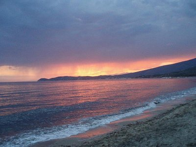 Potos, pláž (nahrál: Líí)