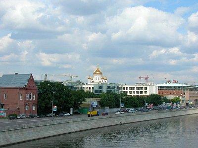 část Moskvy - Zamoskvorečje (nahrál: admin)