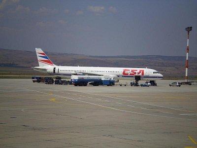 letiště v Burgasu (nahrál: ijaku)