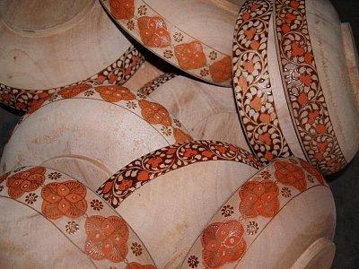 Misky s tradičním vzorem (nahrál: admin)