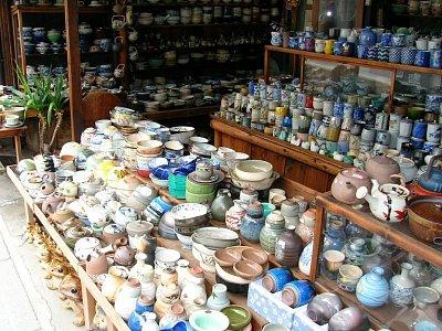 Kjóto - čajová keramika (nahrál: admin)