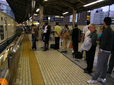 Fronta na Shinkansen (nahrál: admin)