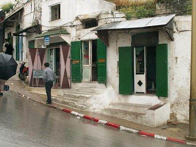 Moulay Idriss - ulice - Město Moulay Idriss převzalo jméno od svého zakladatele, nejuctívanějšího marockého věštce a zakladatele první arabské dynastie v Maroku. (nahrál: Petr Kubík)