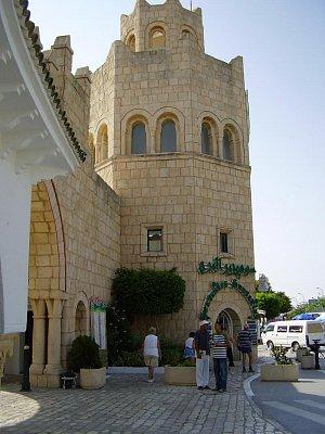 Brána k tržišti a přístavu. (nahrál: Jechort)