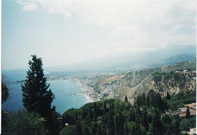 Výhled z řeckého divadla (nahrál: KačaDOD)