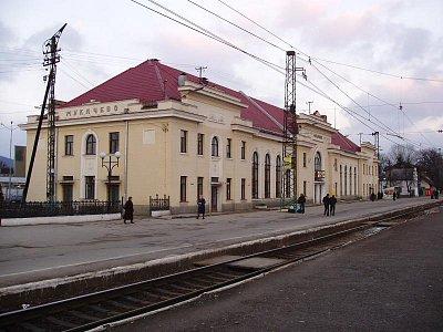 železniční nádraží (nahrál: Kamil Hainc)