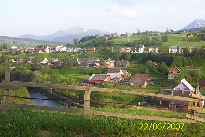 Pohled na Lazeščinu (nahrál: Stepan)