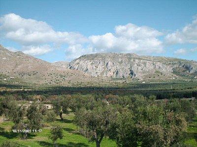 Tam v horách Monte Sant´ Angelo