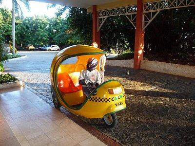 Coco taxi (nahrál: Petr Šiler)