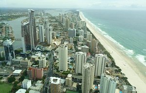 Austrálie - Gold coast