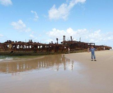 Austrálie - Moreton & Fraser Island