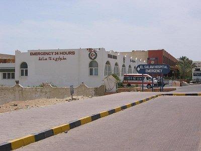 nemocnice v Hurghadě (nahrál: dagbul)