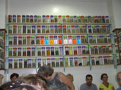 Lekáreň v Marakeši (nahrál: Malíková Margita)