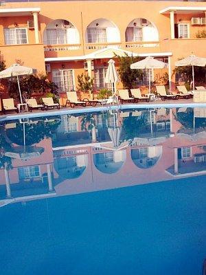 Georgiopoulis - hotel Georgiopoulis Beach 2009