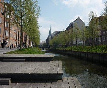 MSC Lirica -  katedrála sv. Klimenta- Aarhus Dánsko