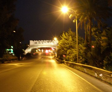 Desátý den ve Španělsku _ Calahonda a Marbella _ pondělí 24. 9. 2012