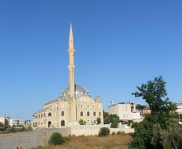 Turecko - Vylet do Manavgatu a do Side