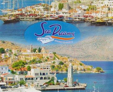 Rhodos 2014 - Den čtvrtý - lodní výlet na Symi
