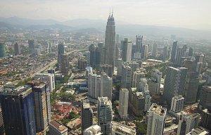 Malajsie- Kuala Lumpur, únor 2014