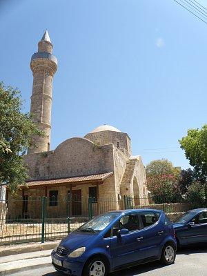 Paphos Market a křesťanské památky_den čtvrtý 26. 07. 2013
