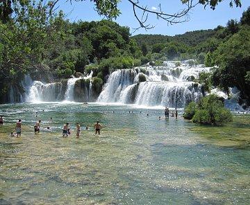 Národní parky Krka, Plitvická jezera a Split