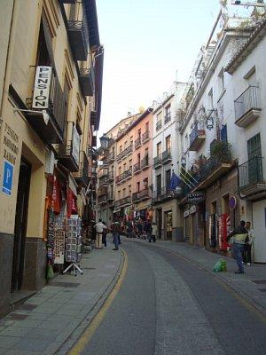 Andalusie/Španělsko